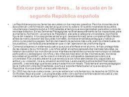 Resultado de imagen de maestros de la republica española