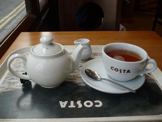 tea costa our menu pinterest costa coffee and teas. Black Bedroom Furniture Sets. Home Design Ideas
