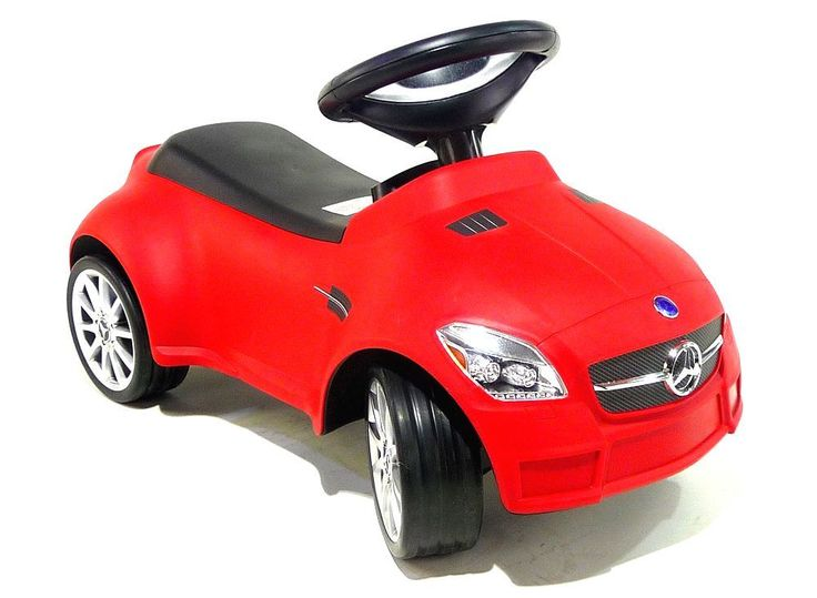 new official mercedes slk 55 ride on kids childrens push along toy car ebay