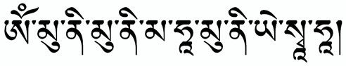 Shakyamuni Mantra  Oṃ muni muni mahāmuni śākyamuni svāhā Om muni muni mahamuni shakyamuni svahaShakyamuni(the sage of the Shakyan clan) is the historical Buddha, also known asSiddhartha Gautama.Shakyamuni was almost certainly the first enlightened figure to be visualized. There's a beautiful passage in theSutta Nipata(an early Buddhist text) wherePingiyatalks about how he is never separated from the Buddha. He says that at any time he wishes he can see and hear his teacher, even though…