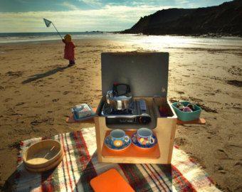 Campervan-Küche-Hülse von CambeeShop auf Etsy