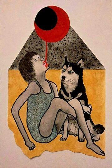Ilustracion de ZOE METAMORFA www.mantratattoo.cl