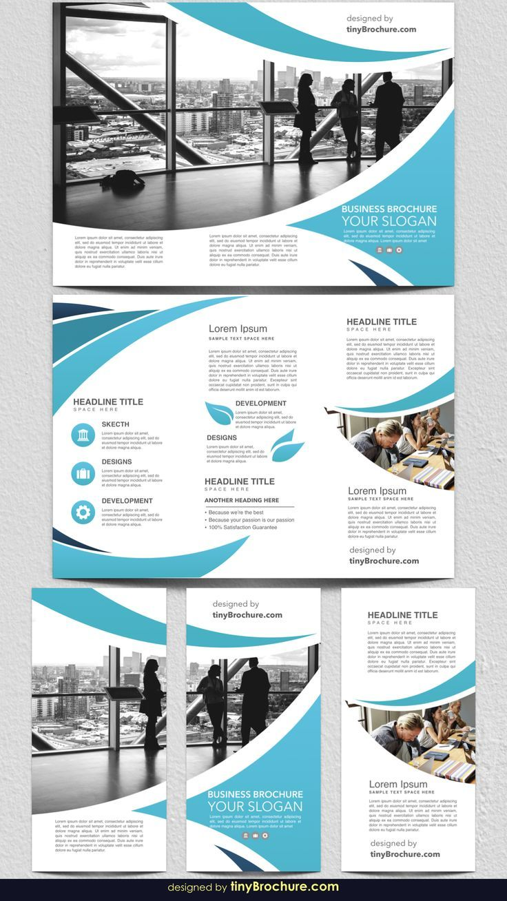 How To Make A Brochure On Microsoft Word Brochure Design Layout How To Make Brochure Brochure Design Template Design a pamphlet in word