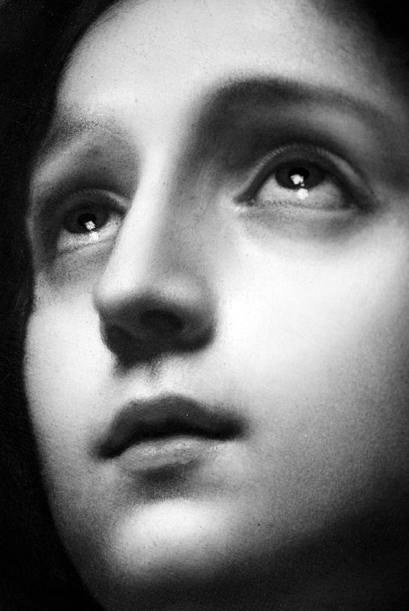 Lady Madonna by Carlo Dolci. ( 1616 - 1686 )
