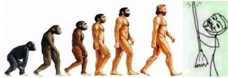 9gaggers are always one step ahead of human evolution