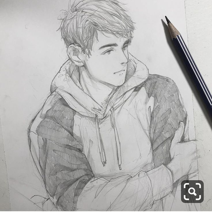 Excellent Photographs Guy Drawing Sketches Style What Is The Authentic Difference Between Sketching A Anime Drawings Sketches Anime Drawings Boy Cute Drawings