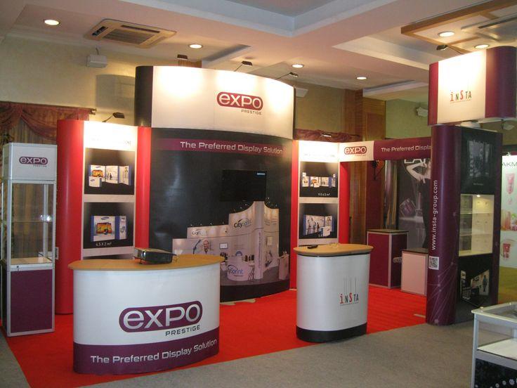 Expo Prestige Booth