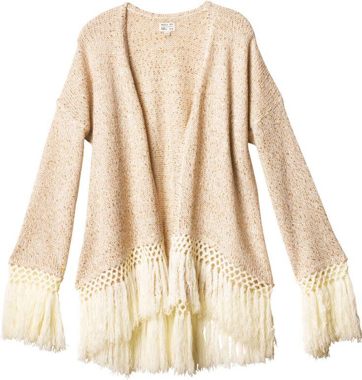 jinxleton sweater   RVCA