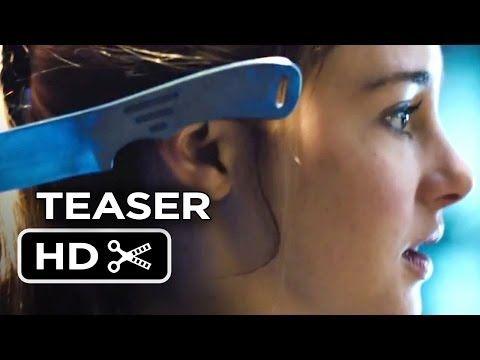 Divergent Official Trailer #2 Teaser (2014) - Shailene Woodley HD