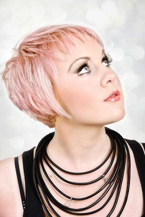 Pin On Highlights Pixie Cuts