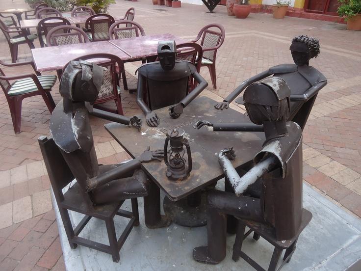 Plaza de San Pedro - Cartagena