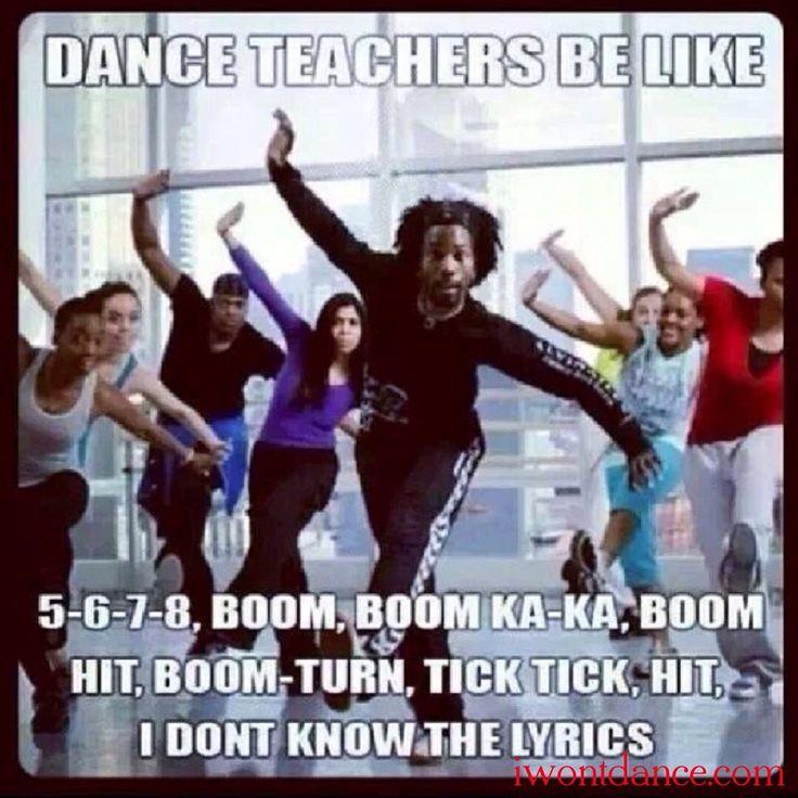 I Won't Dance : Photo