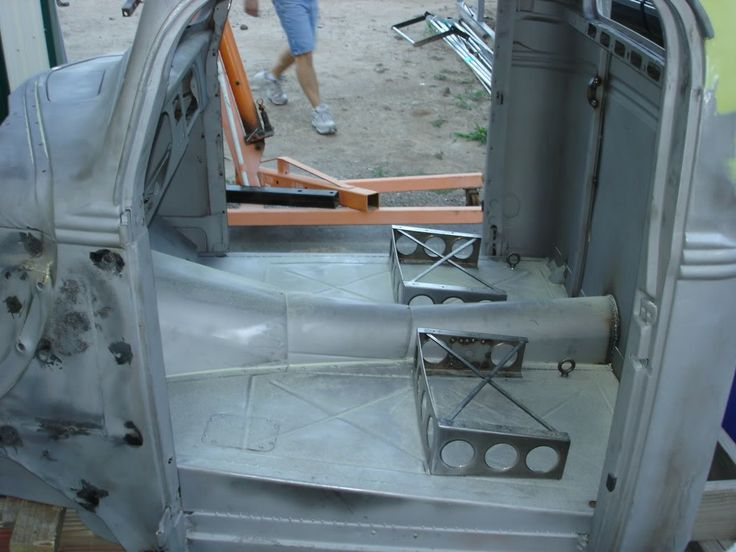 Dc A Aff F Fe B Southern Charm Floors on Ford Pickup Truck Frame