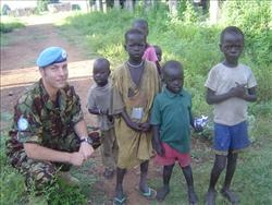 NZ working in South Sudan