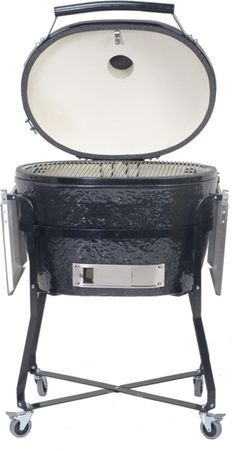 10 Best Kamado Grills and Smokers for both Quality and Efficiency: Primo Oval XL Charcoal Grill