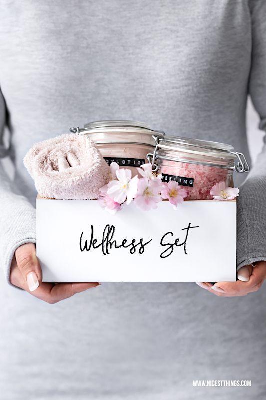 Bodylotion selber machen: DIY Wellness Set & 5 Tipps für mehr Genuss im Alltag – DIY / Selbermachen