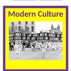 Modern Culture After WW II Study Guide   Separate but equal, Brown v. Board of Education, Little Rock Nine, Montgomery Bus Boycott, Rosa Parks, civ...