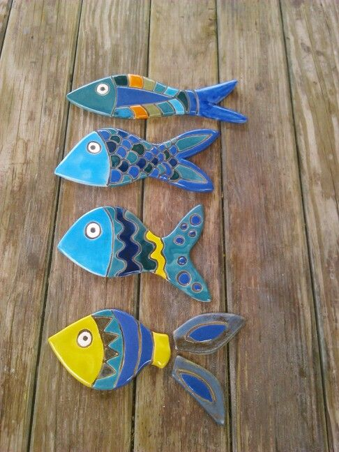 Best 25 Ceramic Fish Ideas On Pinterest Clay Fish