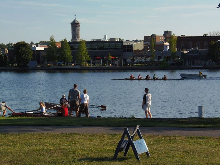 The Trenton Rowing & Paddling Club is one of the more recent additions to the myriad wonderful offerings of our Quinte West community.