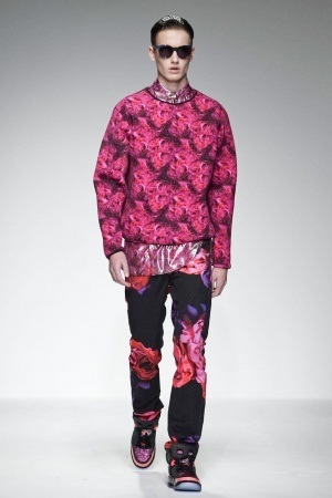 Katie Eary Fall Winter Menswear 2013 London