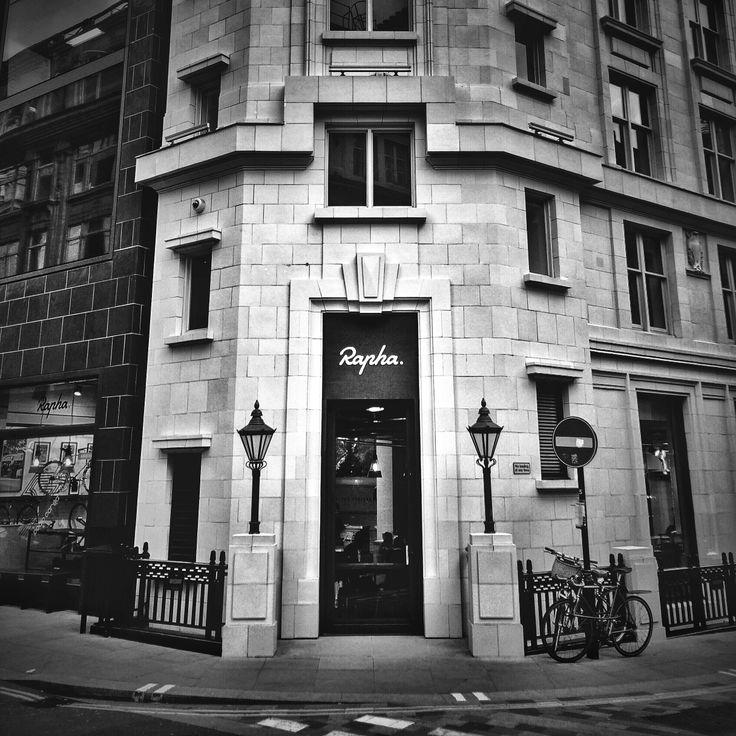 Rapha shop. London