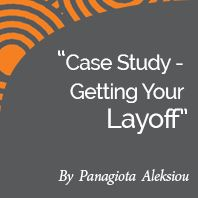 Research Paper: Getting Your Layoff by International Coach Academy certified coach Panagiota Aleksiou