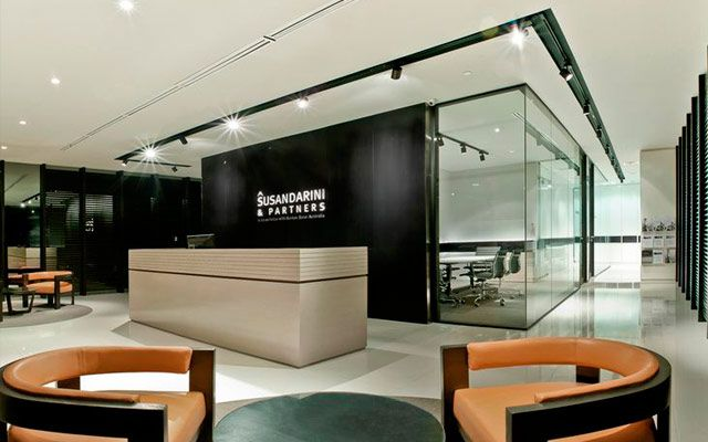 | El mostrador de recepción, clave en el diseño de oficinas