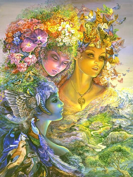 250 best Art of Josephine Wall images on Pinterest | Josephine wall ...