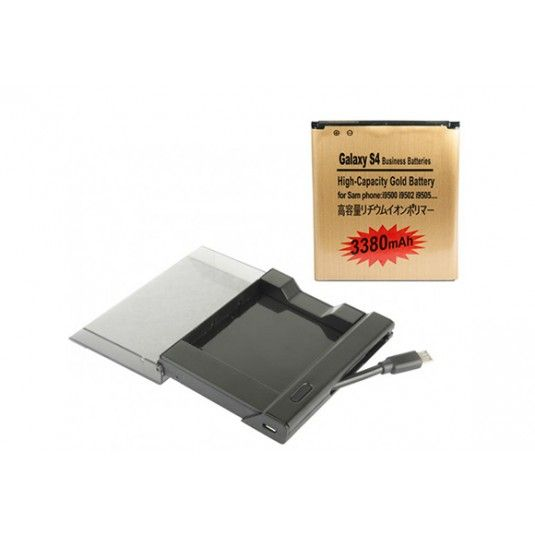 Kit de Batería Gold para samsung galaxy S4 http://www.tucargadorsolar.com/kit-de-bateria-gold-para-galaxy-s4-3380mah-made-in-japan.html