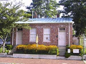 Thomas' Edison's house in Louisville, KY