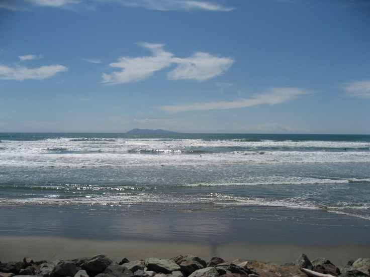 Waihi Beach, Bay of Plenty, NZ - one of my favourite places