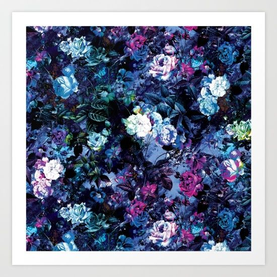 RPE Floral X by Riza Peker
