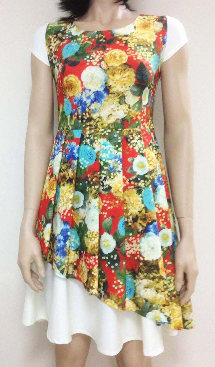 Elbise , dress , moda 2015 Espoe