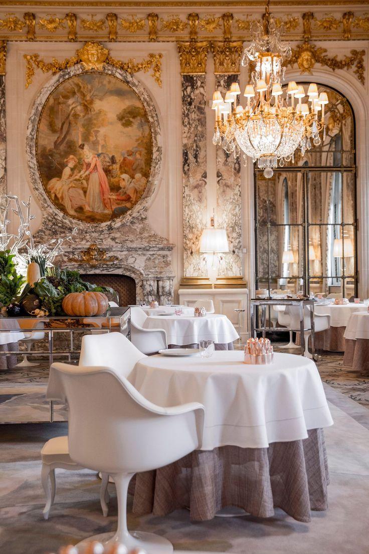 Paris: hôtel Meurice