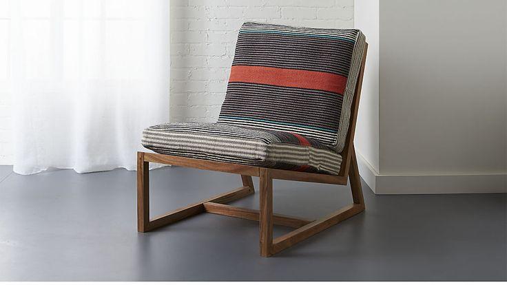 sidi lounge chair | CB2