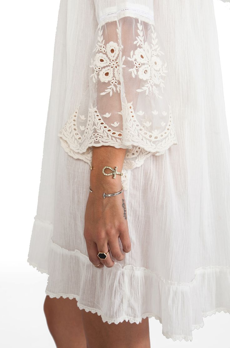 Spell & The Gypsy Collective vestido prarie