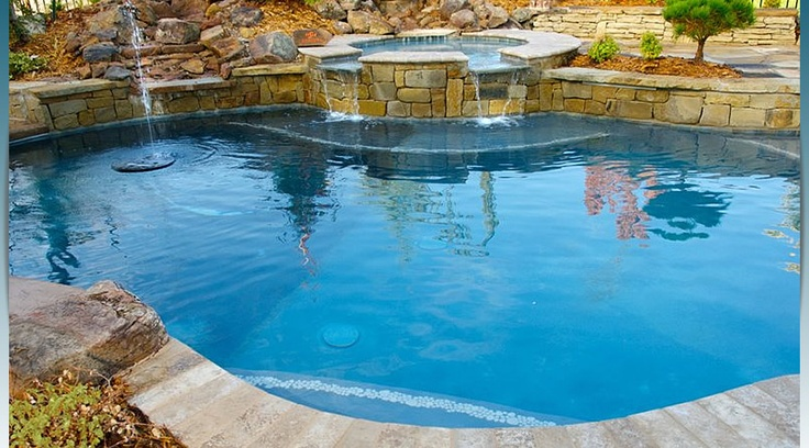 Pin by lisa n on pools of water pinterest for Pool design okc