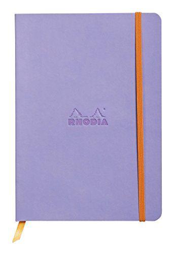 Rhodia Rhodiarama - Cuaderno de notas, tamaño A5, color iris #Rhodia #Rhodiarama #Cuaderno #notas, #tamaño #color #iris