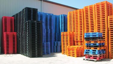 Plastic Pallets For Sale in Florida by allstatepallet