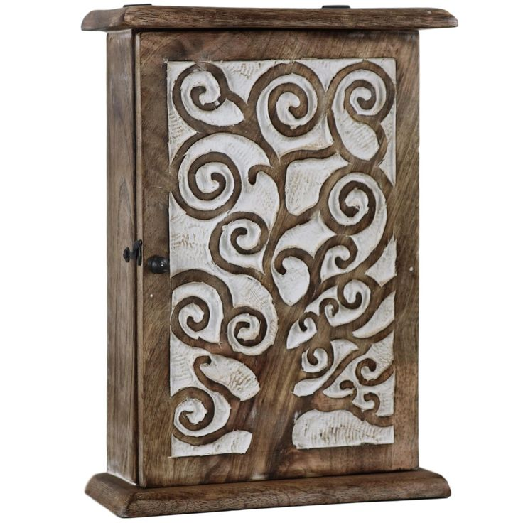 Tree of Life Key Cabinet