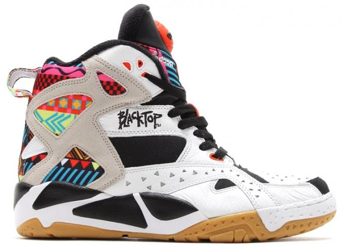 the best attitude 93e49 063ac Reebok Blacktop Battleground Tribal Pump   Sneakers  ) in 2019   Sneakers,  Reebok, Clearance shoes