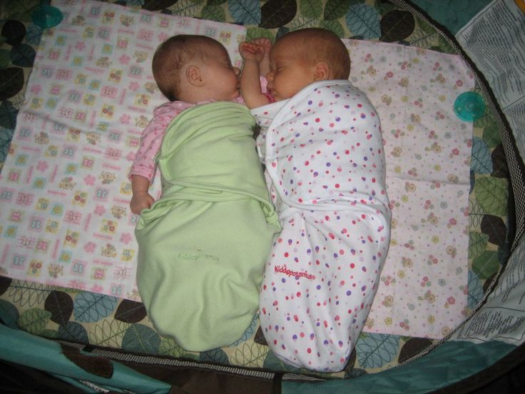 Twins - SwaddleMe Blankets