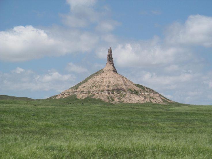 Chimney Rock Ulusal Tarihi Sit Alanı, Kuzey Amerika