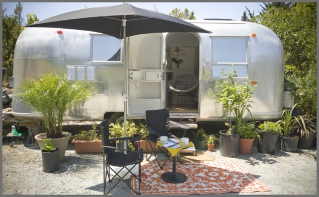 Who hasn't wanted to refurb an Airstream?