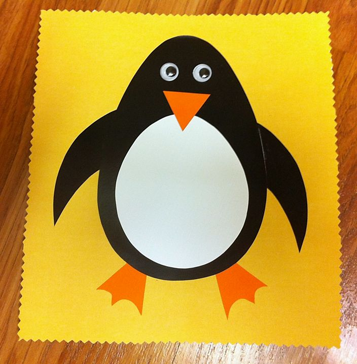 Penguin craft penguins and crafts on pinterest for Penguin project