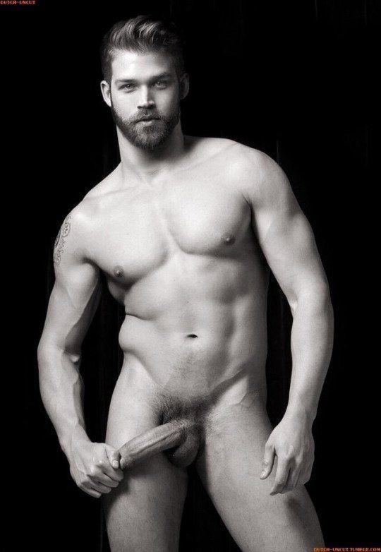 naked irish men fully erected