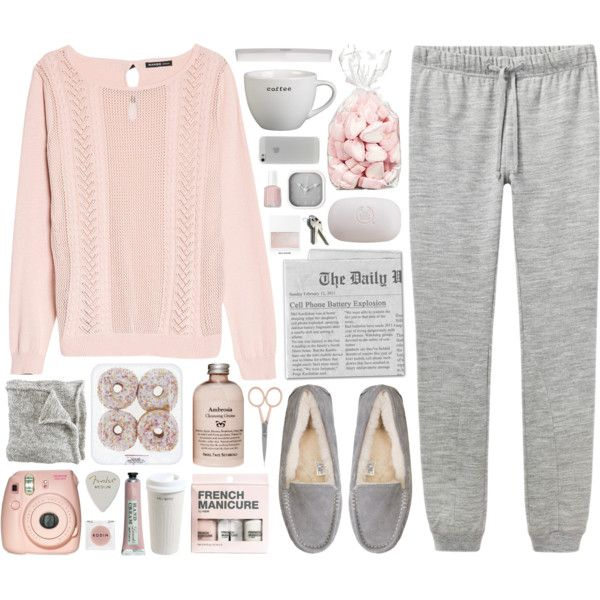 j'adore by kaygavas on Polyvore featuring MANGO, A.P.C., UGG Australia, ASOS, Rodin Olio Lusso, The Body Shop, H&M, Essie, Anastasia Beverly Hills and Karlsson