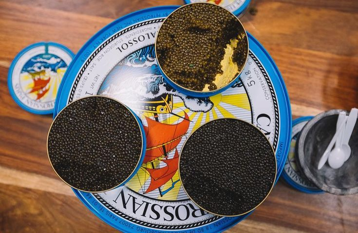 Caviar tastings are one of our favorite moments! #Petrossian #Caviar #NYC