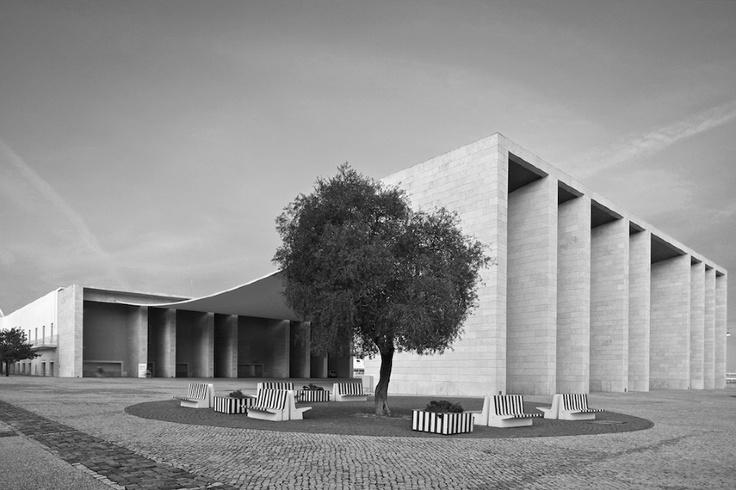 Siza Vieira - Pavilhão de Portugal - Lisboa
