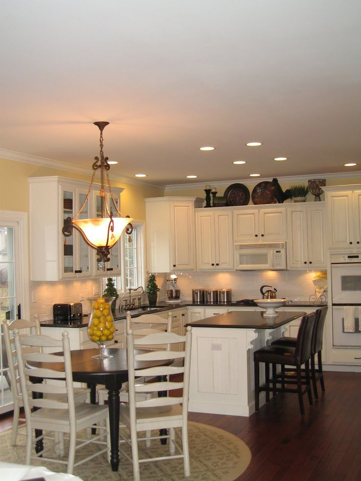 diy show off - Kitchen Table Lighting Ideas